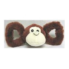 <strong>Jolly Pets</strong> Tug-A-Mals Monkey in Brown
