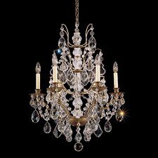 <strong>Schonbek</strong> Bordeaux 6 Light Chandelier