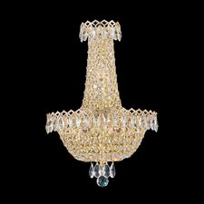Camelot Three Light Wall Sconce
