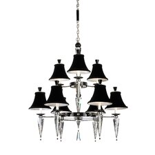 Diva 9 Light Chandelier