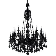 Hamilton 20 Light Chandelier