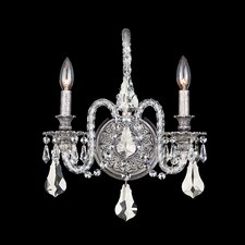 Isabelle Two Light Wall Sconce