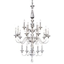 Jasmine 20 Light Chandelier