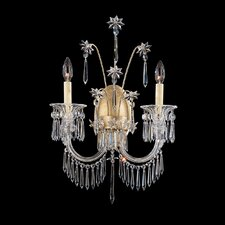 <strong>Schonbek</strong> Kirov Two Light Wall Sconce