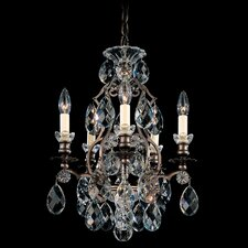 <strong>Schonbek</strong> Renaissance 5 Light Mini Chandelier