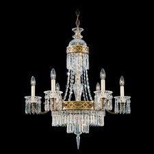 Romanoff 6 Light Chandelier