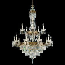 Romanoff 20 Light Chandelier