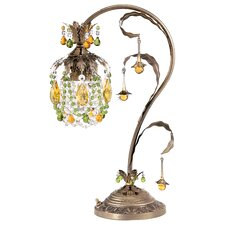 "Rondelle 18.5"" H Table Lamp"