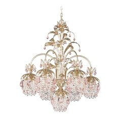 Rondelle 7 Light Chandelier