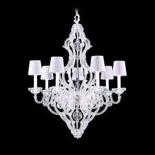 <strong>Schonbek</strong> Scheherazade 7 Light Chandelier