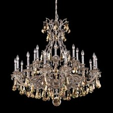 Sophia 21 Light Chandelier