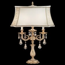 "Sophia 27"" H Table Lamp with Empire Shade"