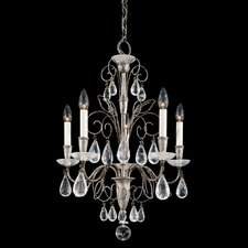 <strong>Schonbek</strong> Tesoro 5 Light Chandelier
