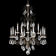 Tesoro 15 Light Chandelier