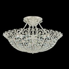 Tiara 17 Light Semi Flush Mount