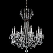 Lucia 10 Light Chandelier