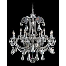 <strong>Schonbek</strong> Cadence 12 Light Chandelier
