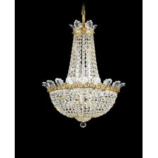 Roman Empire 10 Light Chandelier