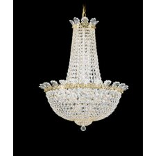Roman Empire 16 Light Chandelier