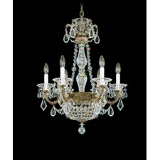 <strong>Schonbek</strong> La Scala Empire 6 Light Chandelier