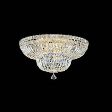 Petit Crystal Deluxe Flush Mount