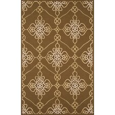 Edge Brown Rug