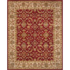 Pardis Red Rug