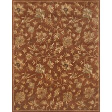 Pardis Copper Rug