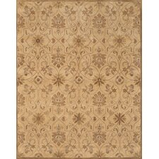 Pardis Light Gold Rug