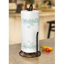 Leaf Paper Towel Holder
