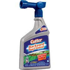 32 Oz. Backyard Bug Control Spray