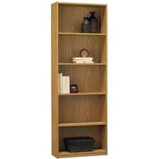 5-Shelf Book Case in Oak