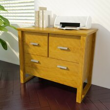 3-Drawer Lateral File