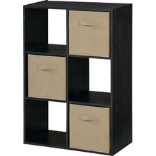 "<strong>Ameriwood Industries</strong> 35.75"" Bookcase"
