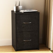 <strong>Ameriwood Industries</strong> 2 Drawer File Cabinet