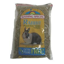 Rabbit Pellets Food