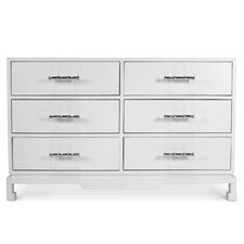 <strong>Jonathan Adler</strong> Preston 6 Drawer Console Table