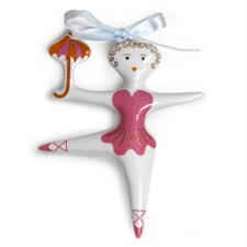Mrs Acrobat Ornament