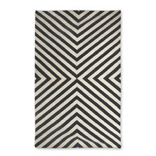Bridget Kilim Black/White Area Rug