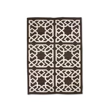 <strong>Jonathan Adler</strong> Parish Kilim Brown Rug