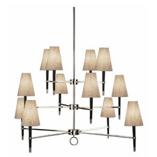 <strong>Jonathan Adler</strong> Ventana 12 Light Chandelier
