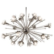 Sputnik 24 Light Chandelier