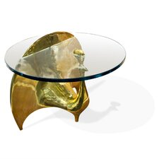 <strong>Jonathan Adler</strong> Brass Peacock Coffee Table