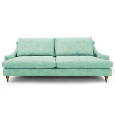 Kensington Sofa with Vintage Base