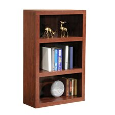 "Charles Harris 48"" H Bookcase in Dark Cherry"