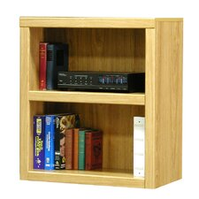 "Charles Harris 29.5"" H Bookcase in Honey"