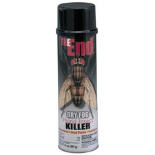 The End Dry Fog Flying Insect Killer Can