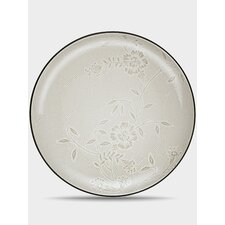 "Colorwave 12"" Bloom Round Platter"
