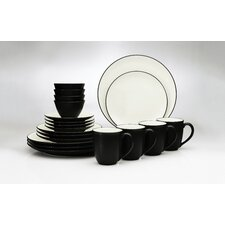 <strong>Noritake</strong> Colorwave 20 Piece Dinnerware Set