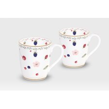 <strong>Noritake</strong> Portshore Mug (Set of 2)